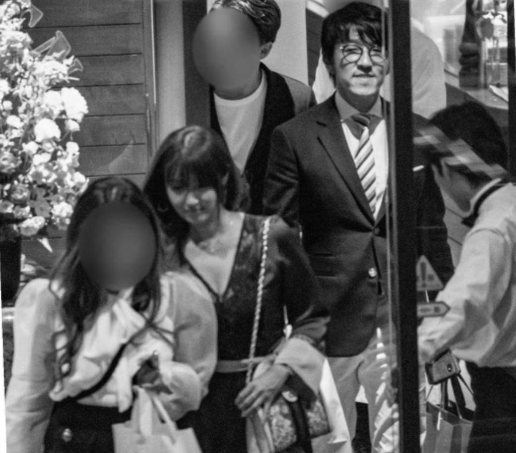 女性セブン深田恭子と杉本宏之画像