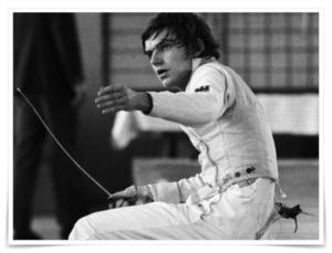 IOCバッハ会長 若い頃 フェンシング