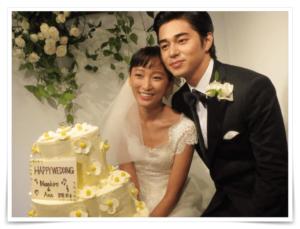 杏と東出の結婚画像
