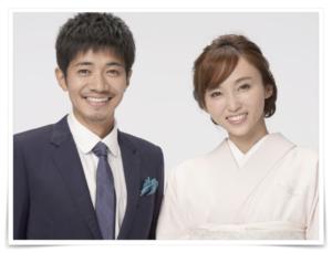 和田正人と吉木りさの画像