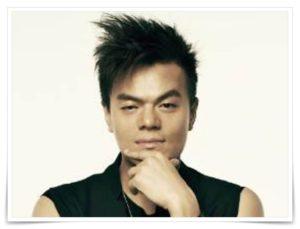 パクジニョン(JYP)若い頃の画像