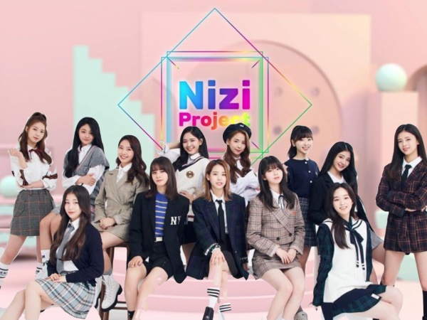 Nizi Projectのテーマ曲・Baby I'm a star
