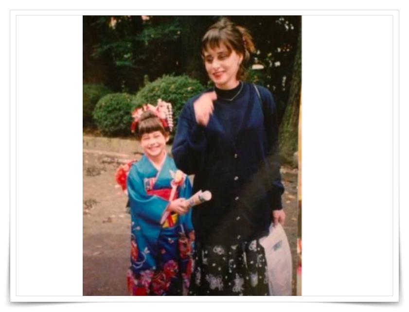 ダレノガレ明美の昔の子供の頃の画像