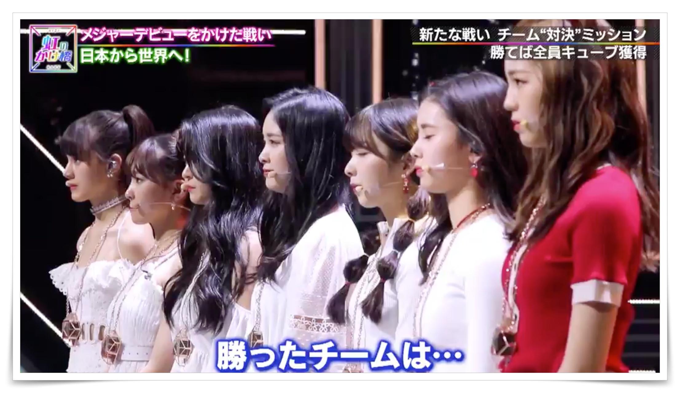 虹プロ韓国チームミッションの画像