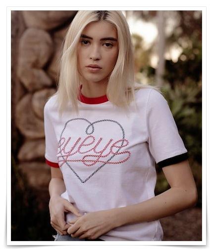 リクのTシャツブランドの画像