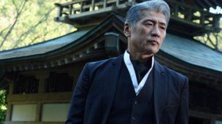 吉川晃司 探偵・由利麟太郎のロングコートかっこいい姿の画像