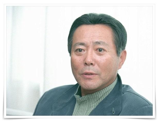 小倉智昭の若い頃の画像