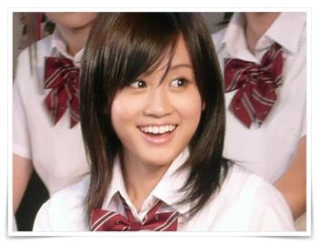 前田敦子の若い頃の画像