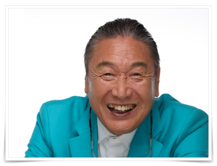 山本寛斎と伊勢谷友介の異母兄弟画像