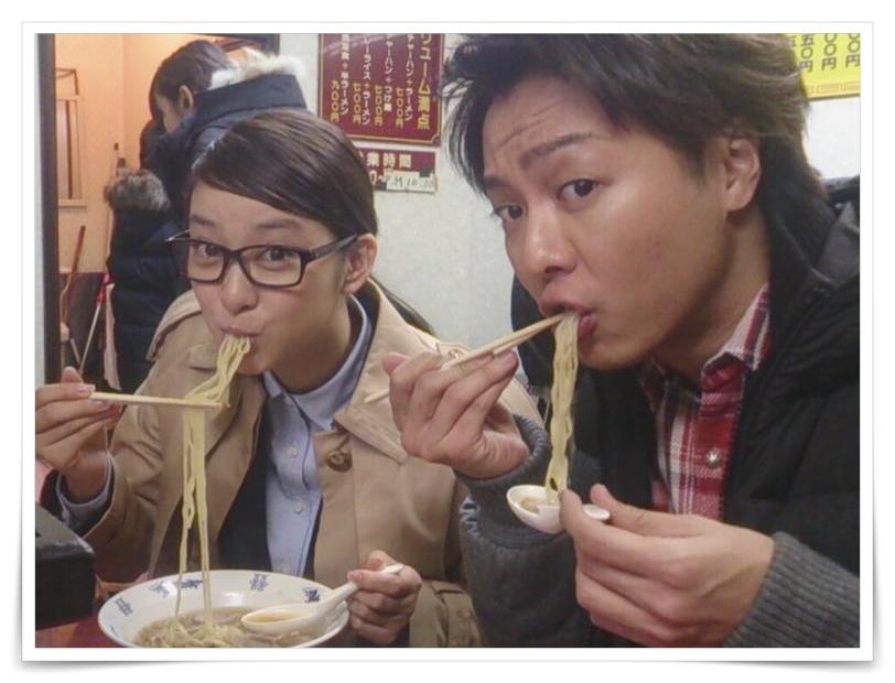 武井咲とTAKAHIROのツーショット画像
