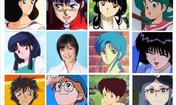 日高のり子キャラクター人気画像