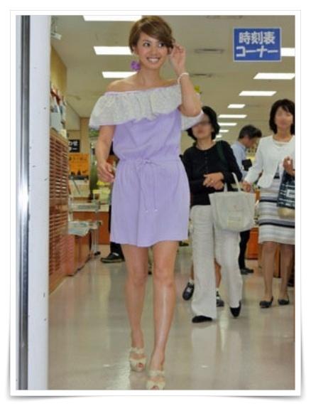 niziu,nijiuのリマの母親の中林美和のモデル画像