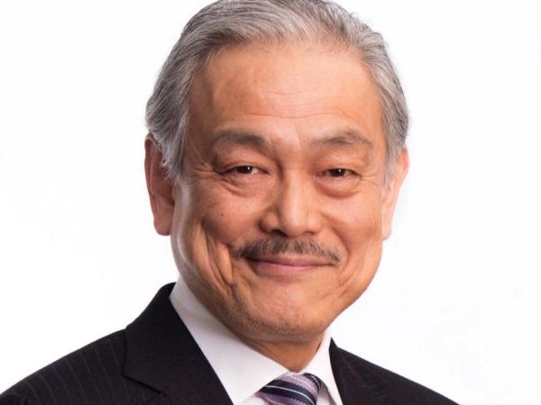 東京都医師会尾崎会長の画像