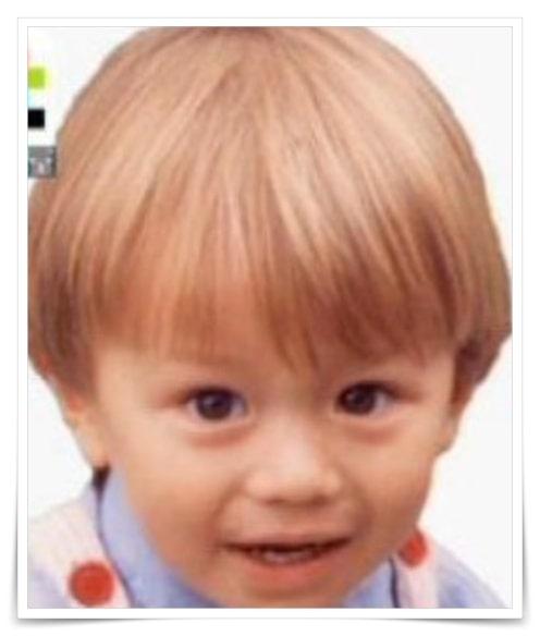 ウエンツ瑛士の子役時代の画像