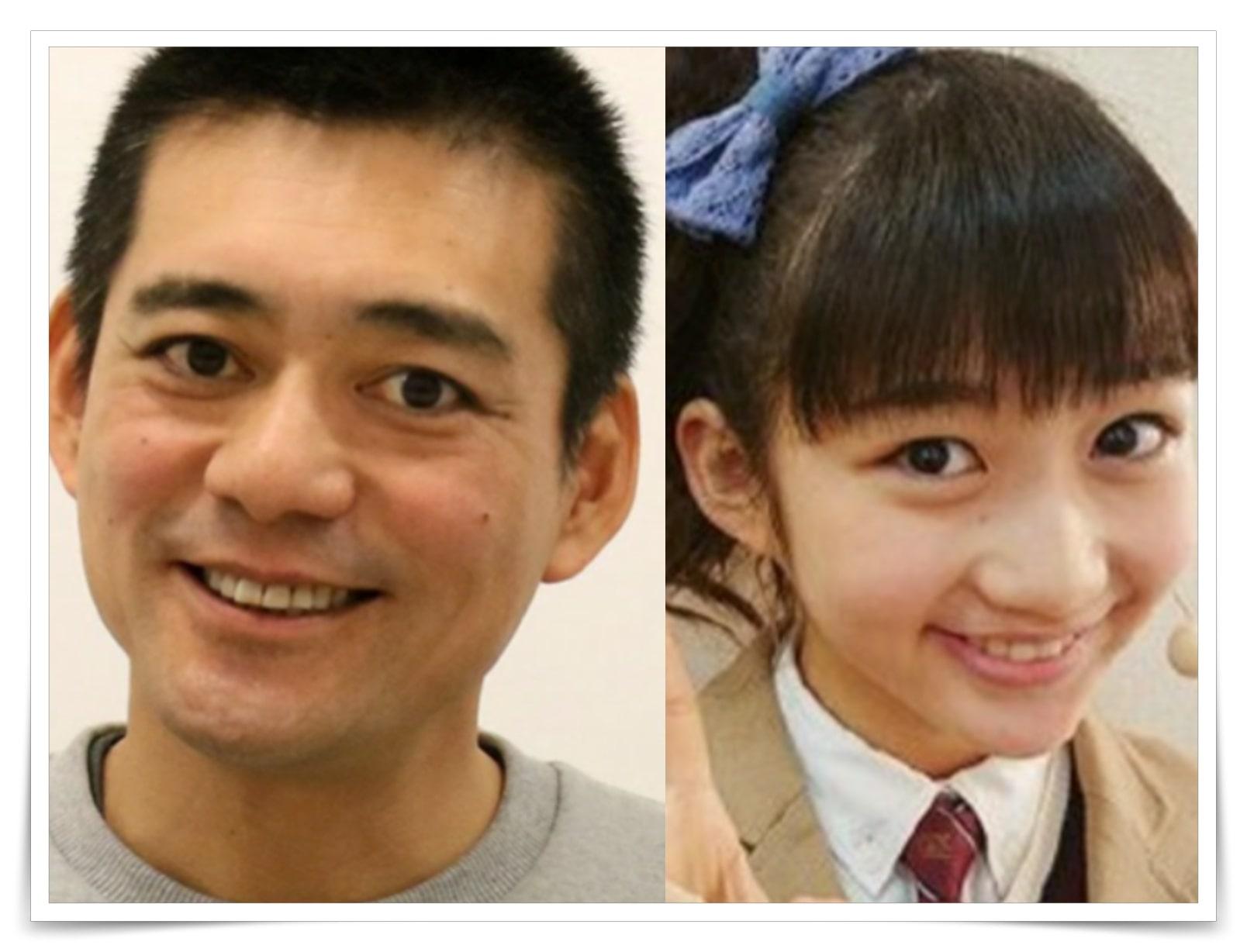 博多華丸の娘の似ている画像