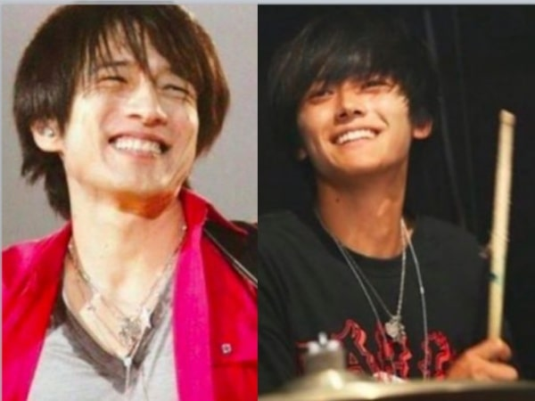 kaitoとミスチル桜井の似ている画像