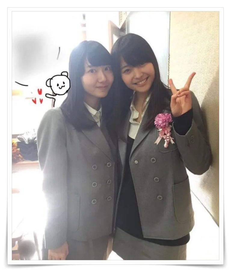 渡邊渚アナウンサーの学歴と学生時代の画像