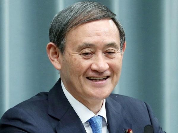 菅義偉官房長官、総理大臣の子供と息子の画像
