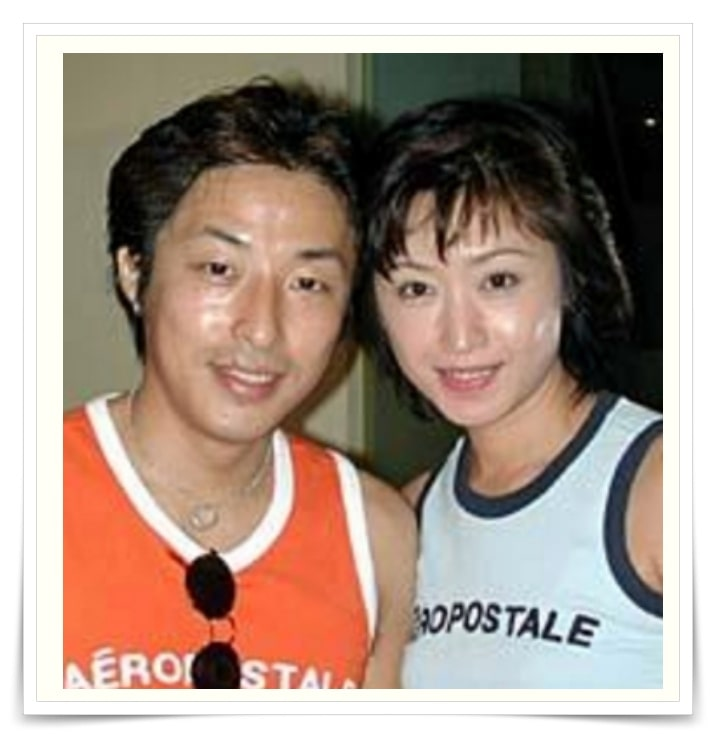 三原じゅん子と夫の結婚画像