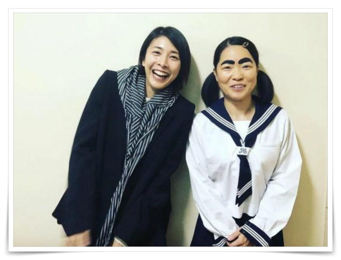 竹内結子とイモトアヤコは親友の画像
