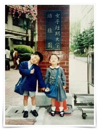 蓮舫の息子・村田琳の双子の姉の画像
