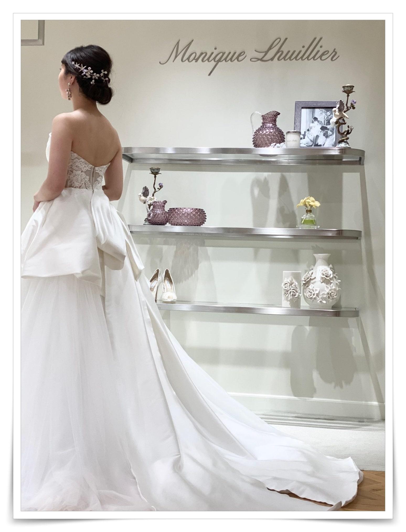 丸山桂里奈さんのウェディングドレスのブランド