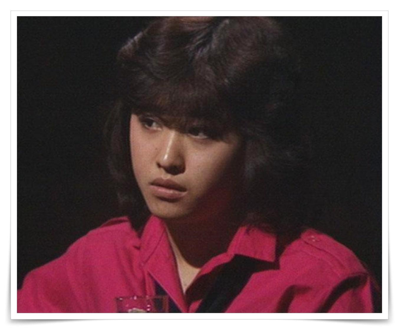 三原じゅん子の若い頃の画像
