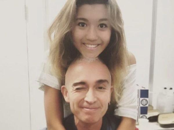 globeマークパンサーの娘の画像