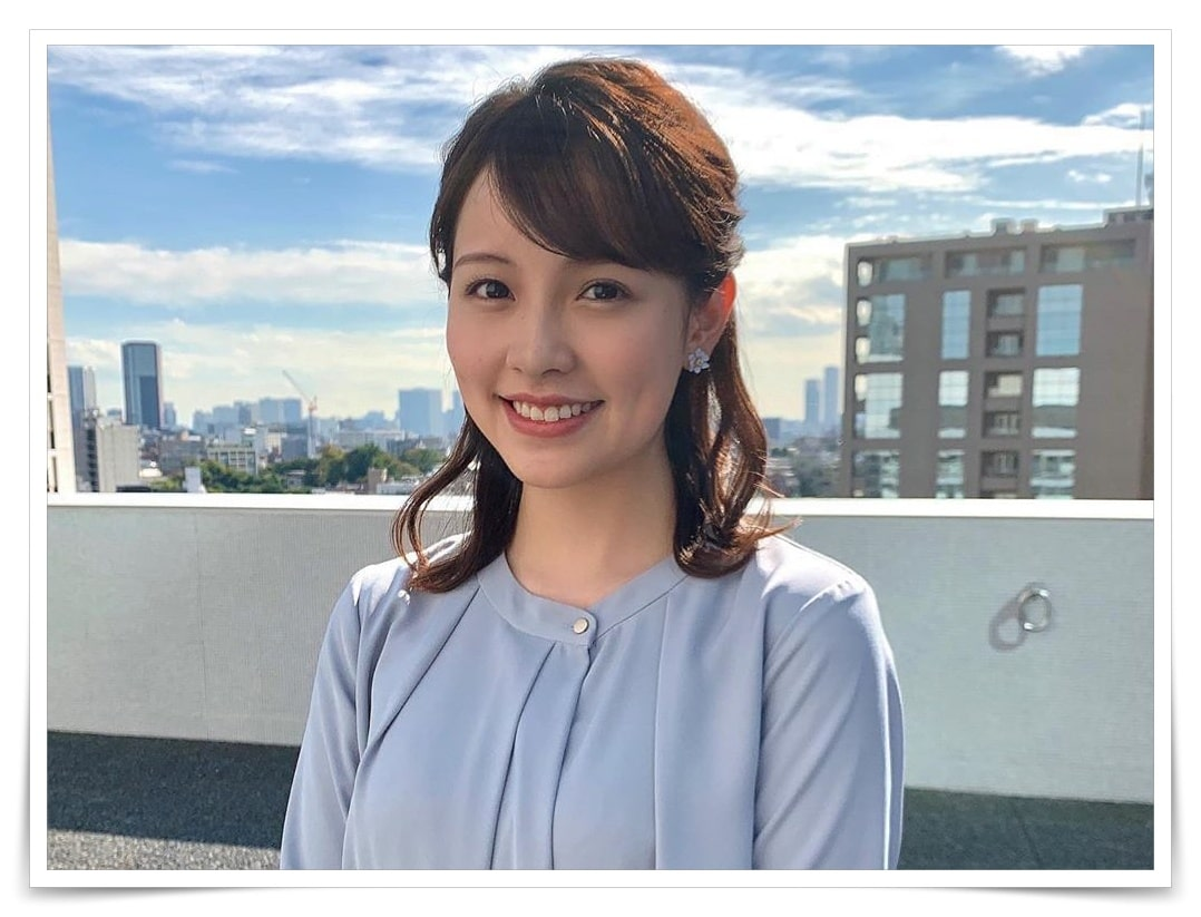 渡辺瑠海アナのかわいい画像
