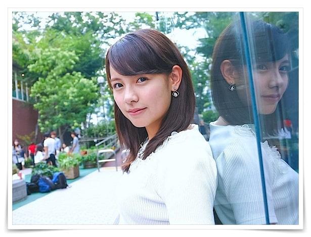 渡辺瑠海アナのセントフォース画像