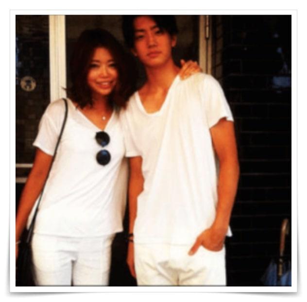 伊藤健太郎の姉の写真