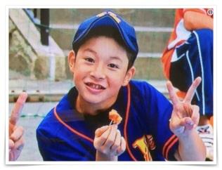 吉田輝星の子供の頃の画像