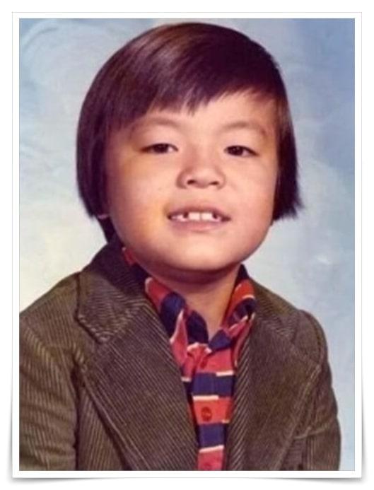 JYパークの生い立ちと子供の頃の画像