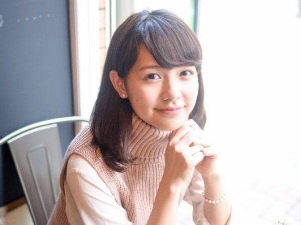 渡辺瑠海アナのプロフィール画像