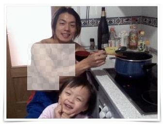 宮崎大輔の子供と娘の画像