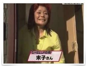shellyシェリーの母親の画像