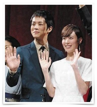 戸田恵梨香と松坂桃李の共演画像