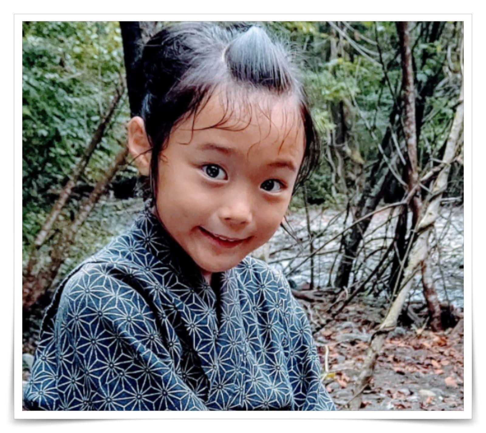 子役、小林優仁の家族の画像