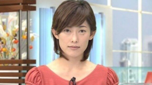 丸川珠代のアナウンサー時代の画像
