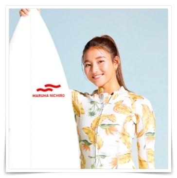 オリンピック美人、かわいい選手一覧、ランキング、松田 詩野