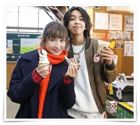 YOSHIの歴代彼女、恋愛遍歴、紗栄子、森星、森七菜