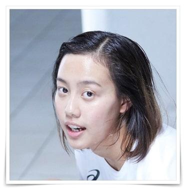 オリンピック美人、かわいい選手一覧、ランキング、今井月