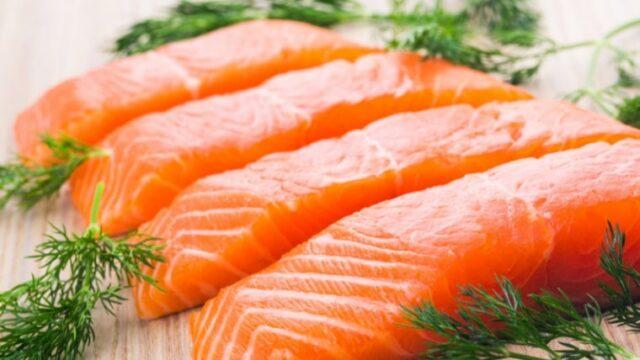 鮭とサーモン、マスの違い