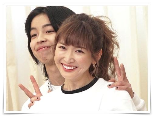 YOSHIの歴代彼女、恋愛遍歴、紗栄子元彼、森星、森七菜