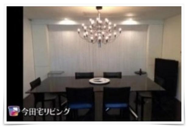 今田耕司、自宅、マンション、画像