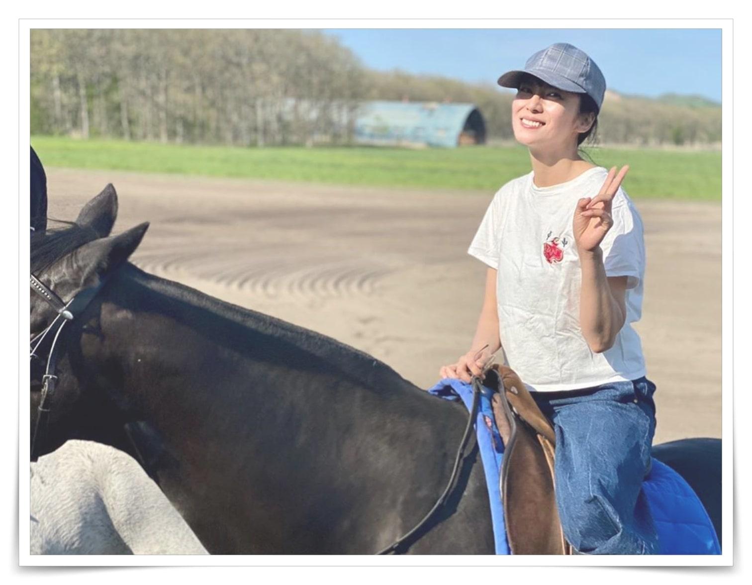 柴咲コウ、北海道、ファーム、牧場、どこ、移住