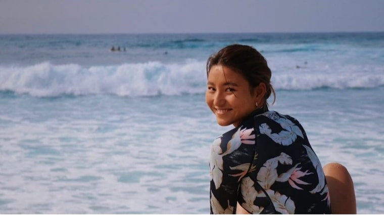 松田詩野、家族、姉、両親、サーファー、実家、茅ヶ崎