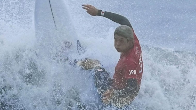 サーフィン、オリンピック、テレビ放送、日本語解説、五十嵐カノア