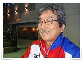 渡部香生子のコーチ・竹村吉昭、経歴、指導方法