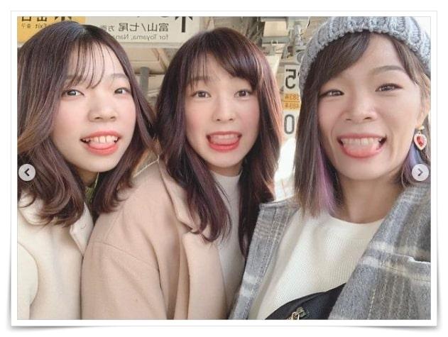 川井梨紗子、姉妹、川井友香子、比較、経歴、学歴、年齢、、優梨子